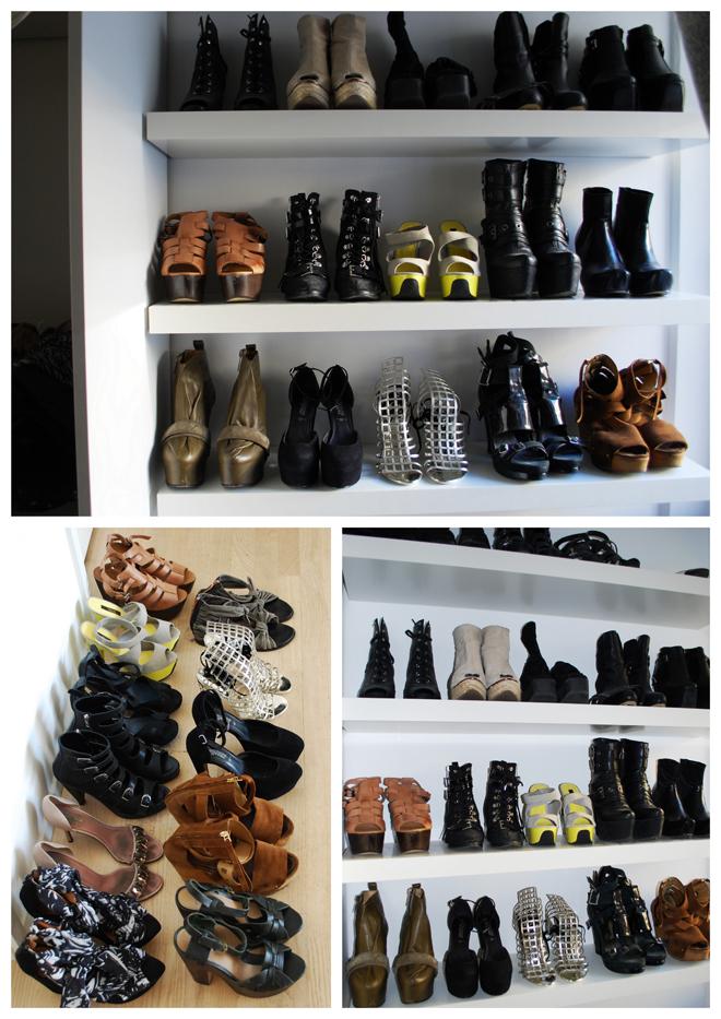 hørlyck sko