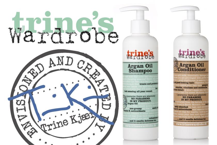 hårshampoo uden parfume og parabener