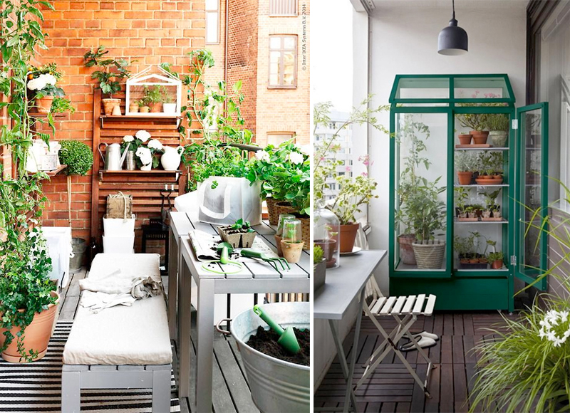Balcony inspiration - 18 idéer til din altan - TRINES WARDROBE