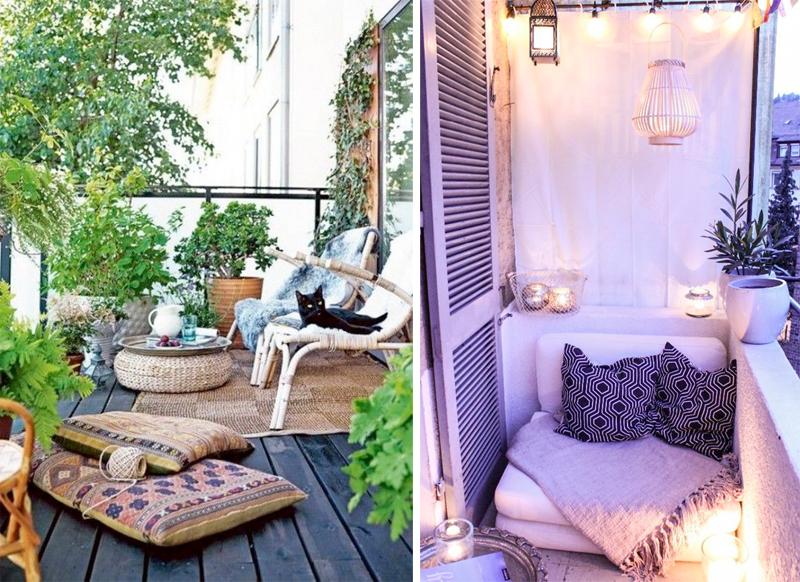 Balcony inspiration   18 idéer til din altan   trine's wardrobe