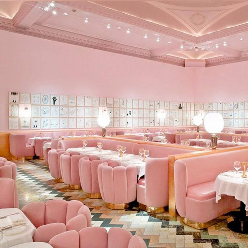 pink interior trine 39 s wardrobe