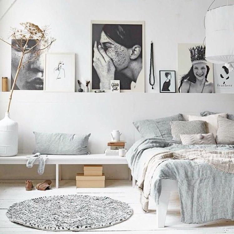 Bedroom Inspiration - 14 idéer til dit soveværelse - TRINES WARDROBE