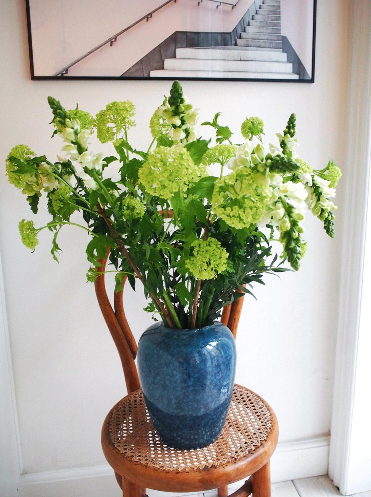 Last Week's Posy Flowers.
