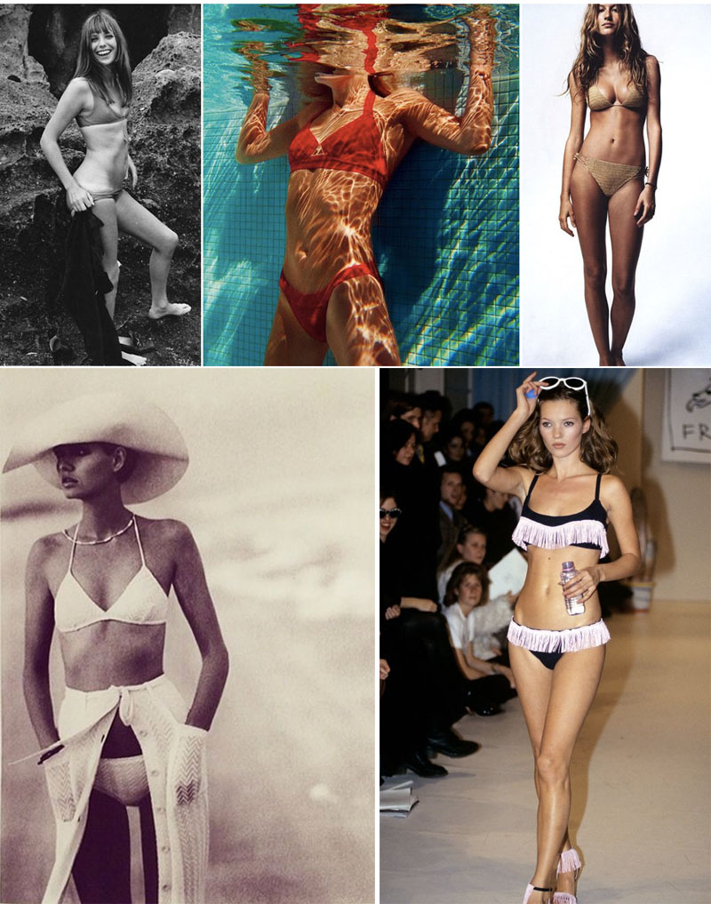 Eyes on: Triangle Bikinis