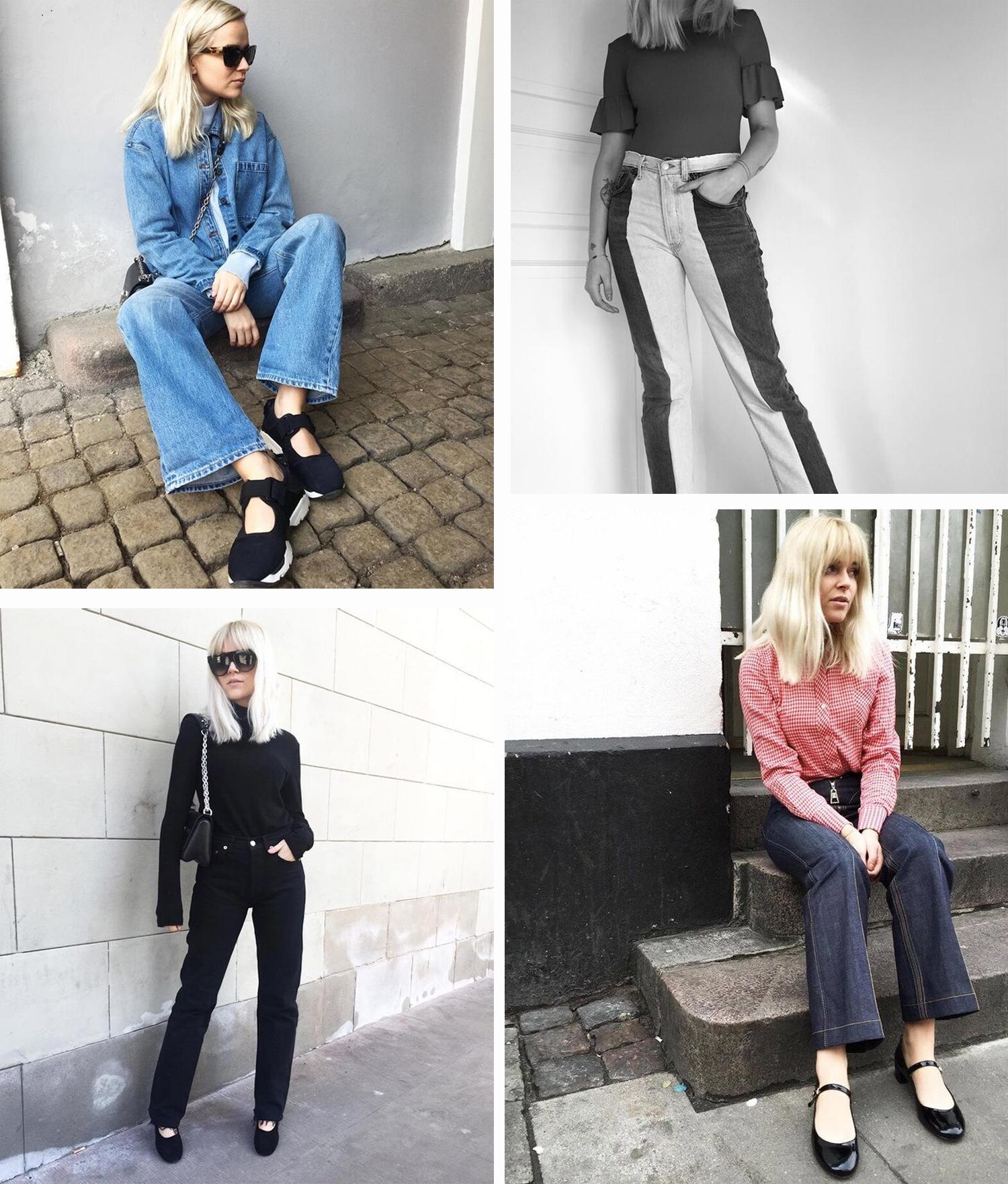 Mig og mine jeans med Marie Jedig