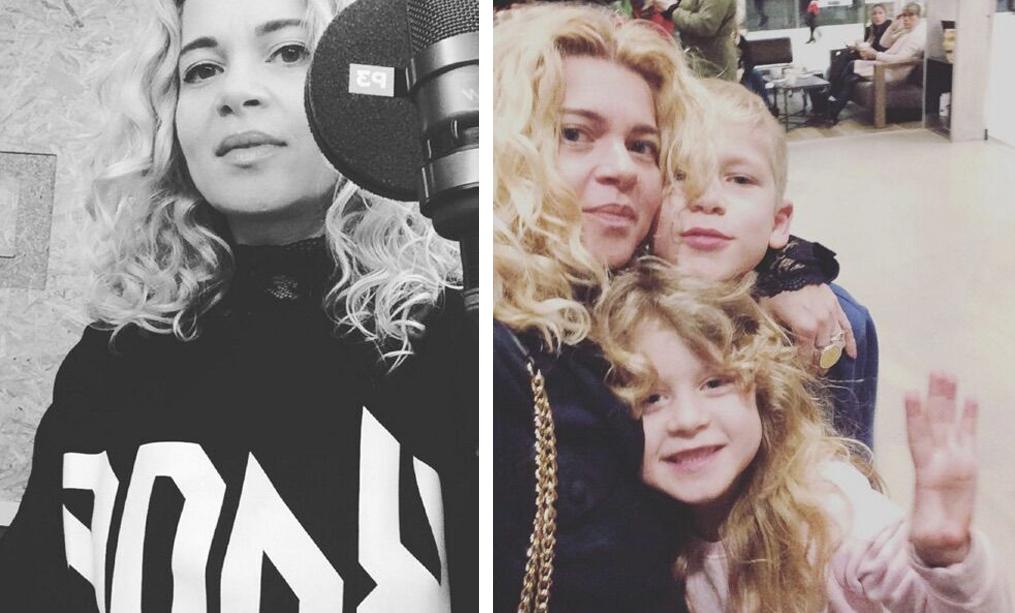Karrierekvinde og mor med Sara Bro
