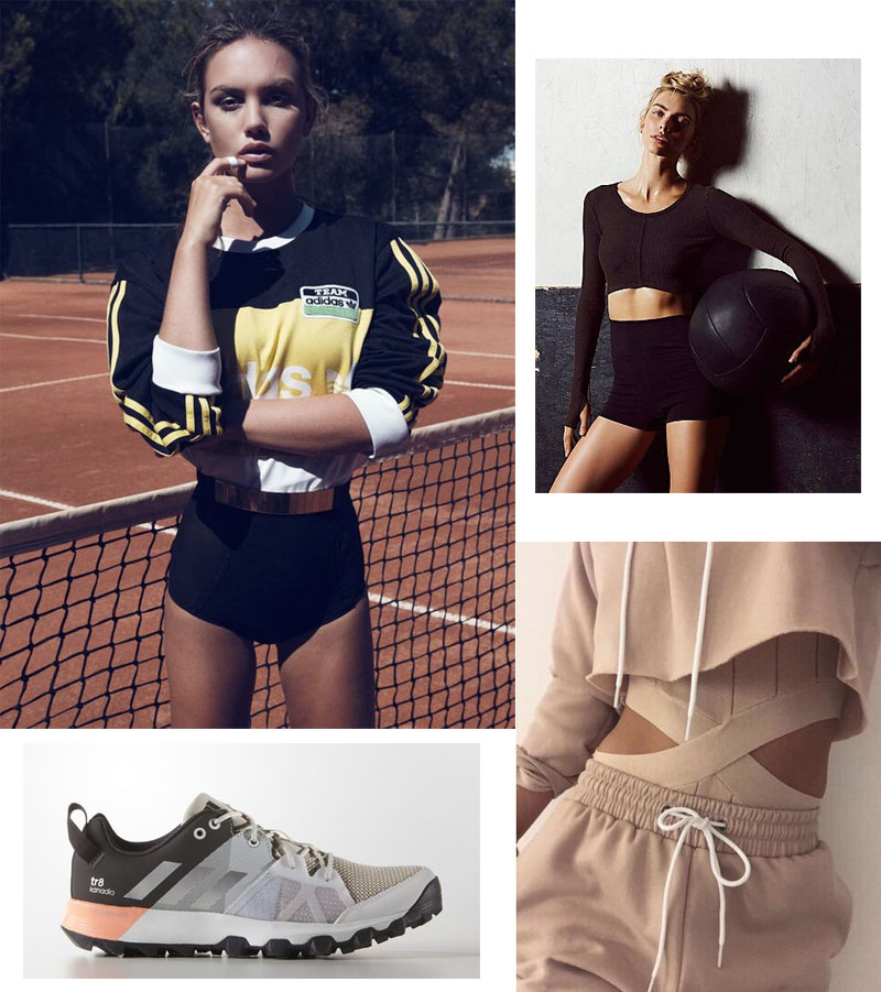 Eyes on: Summer Sporty