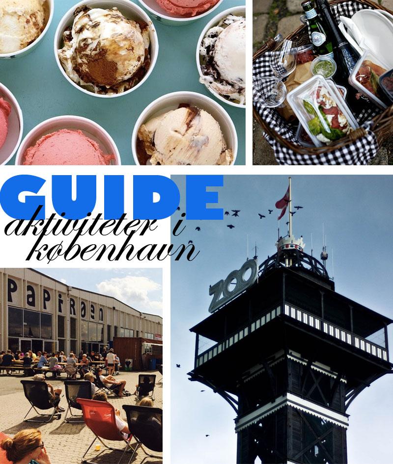 Guide: Sommeraktiviteter i København