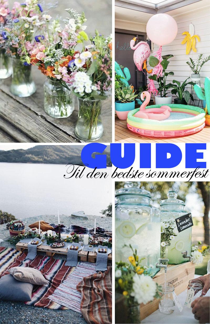 Guide: Smukke udendørs fester