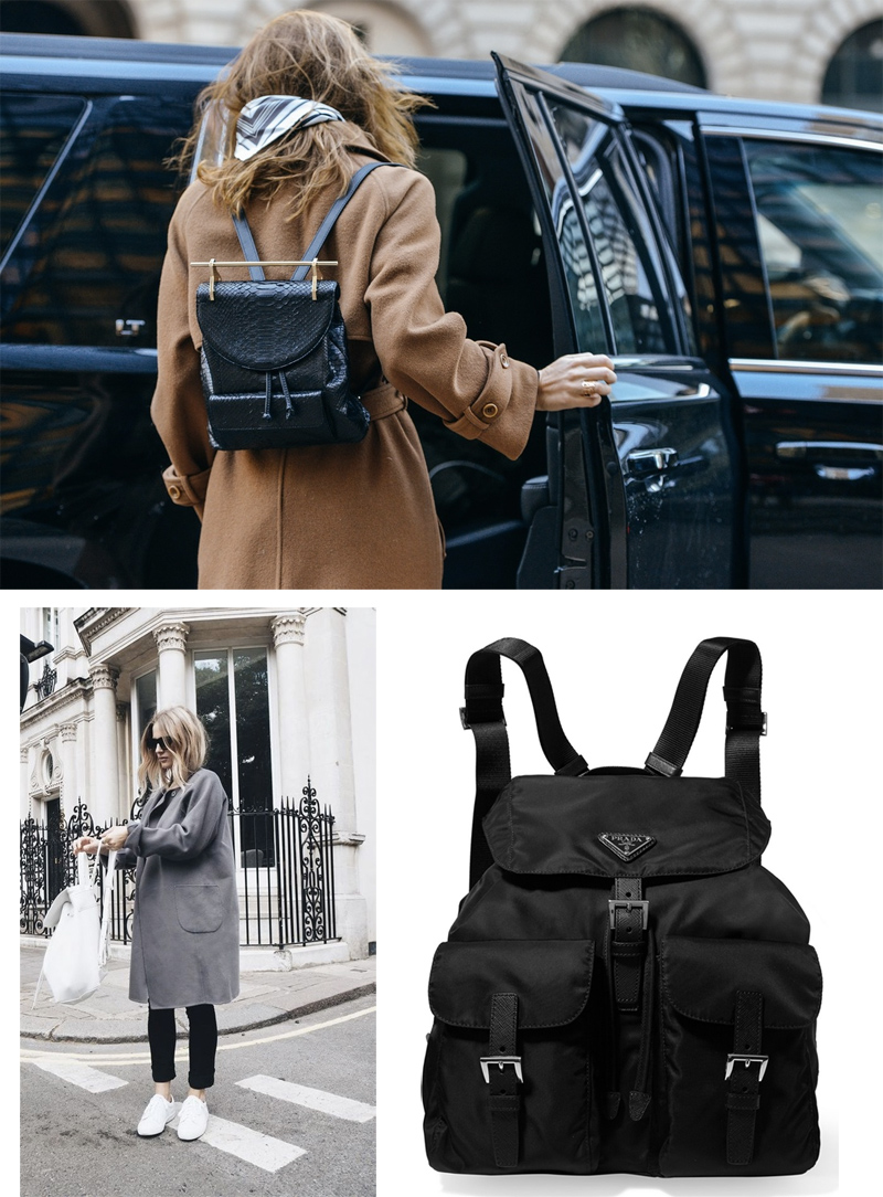Eyes on: Backpacks