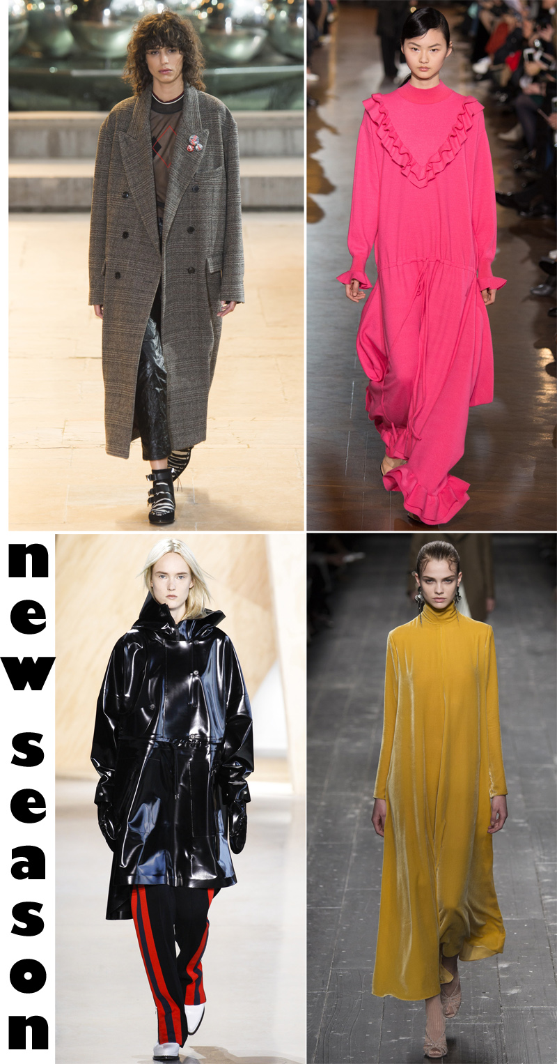 New Season AW16 – My favourite Trends