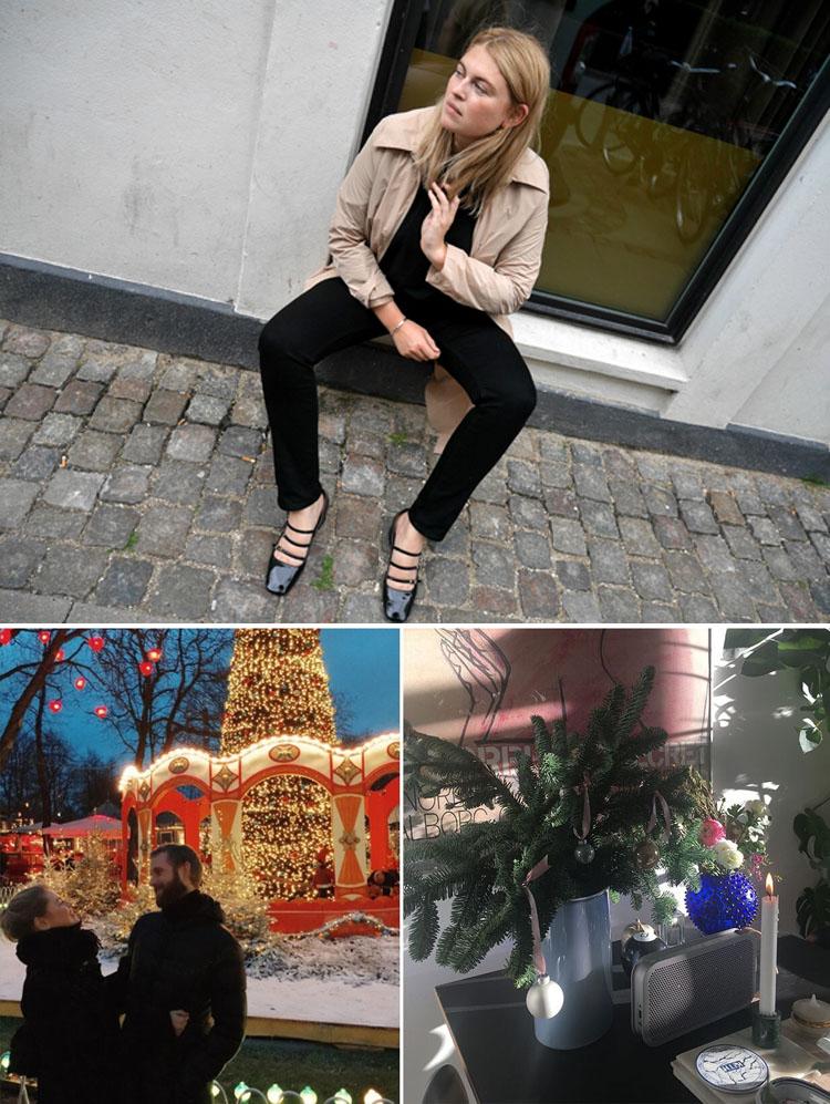 Mig og min jul med Sidsel Alling