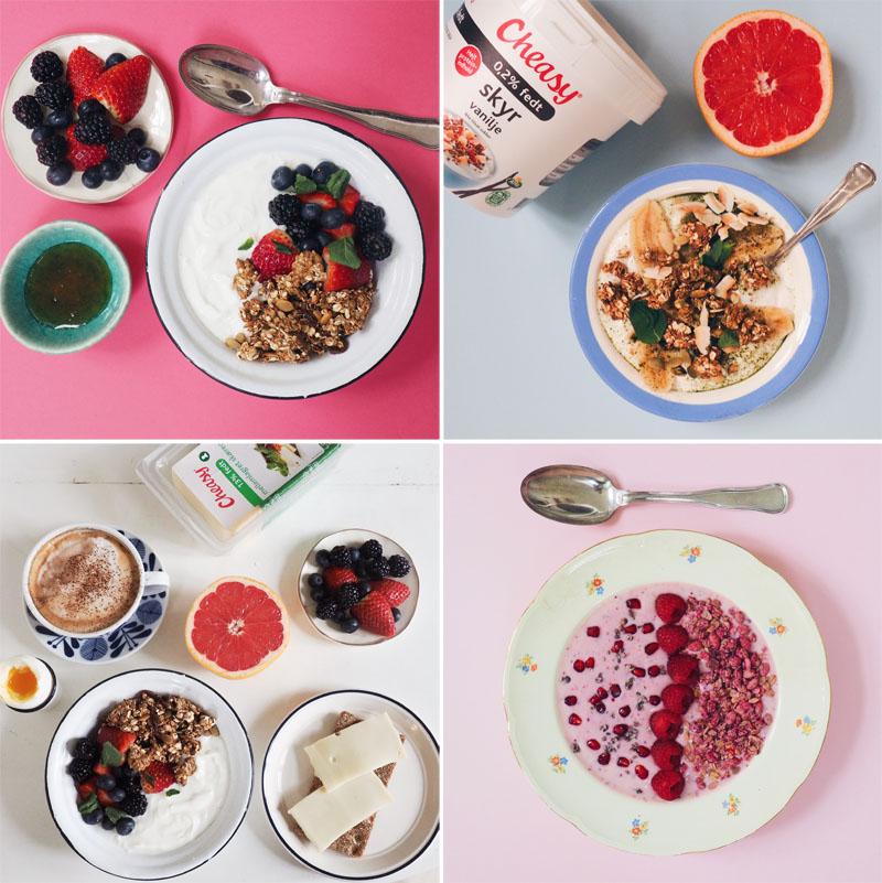 Pæn mad smager oftest bedst