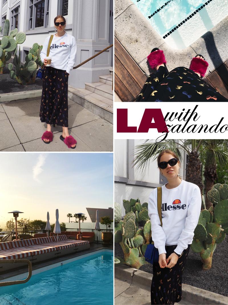 In LA with Zalando
