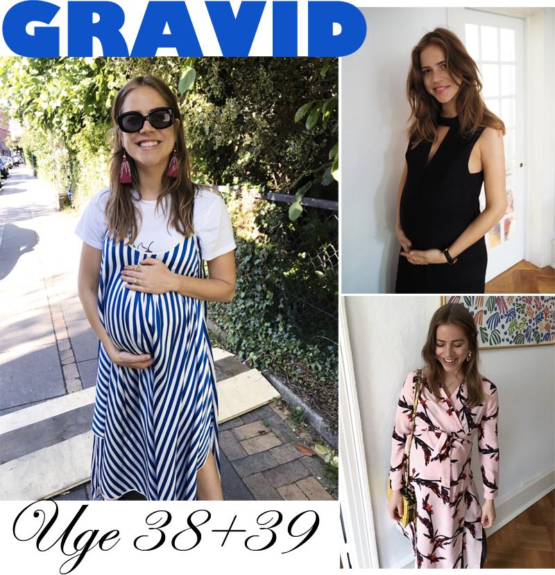 Gravid uge 38 - Trine Kjær