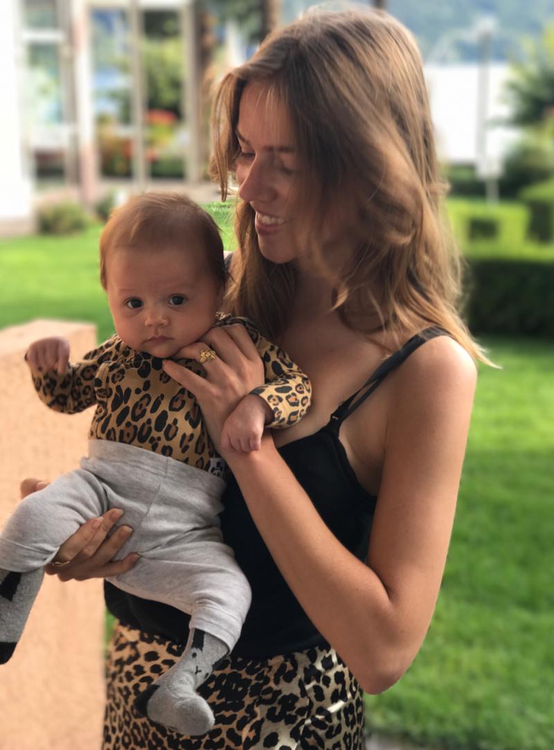 ferie med spædbarn