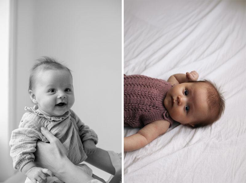 Roberta 8 måneder